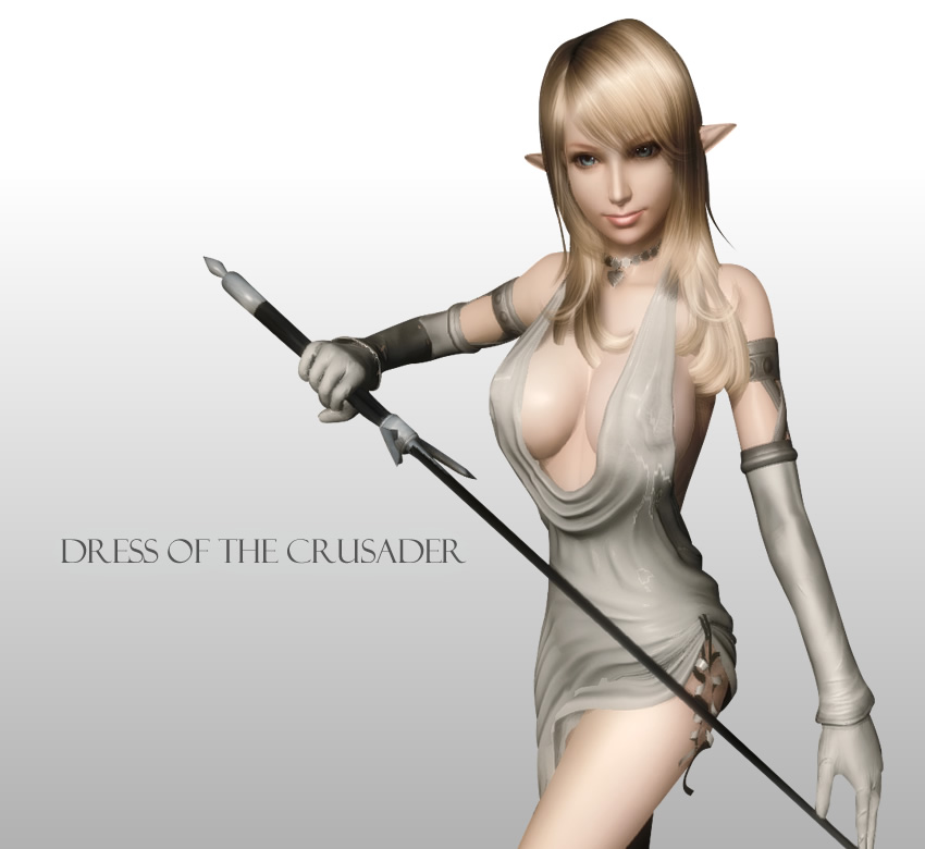 Dress of the Crusader