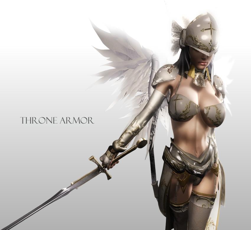thronearmor