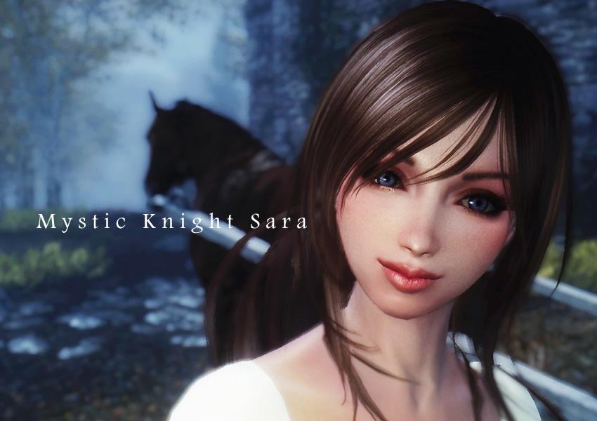 Mystic Knight Sara
