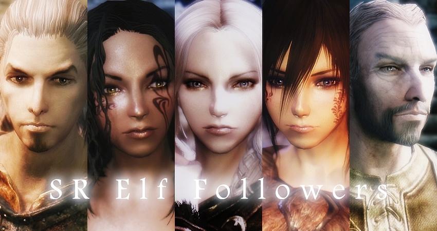 SR Elf Followers