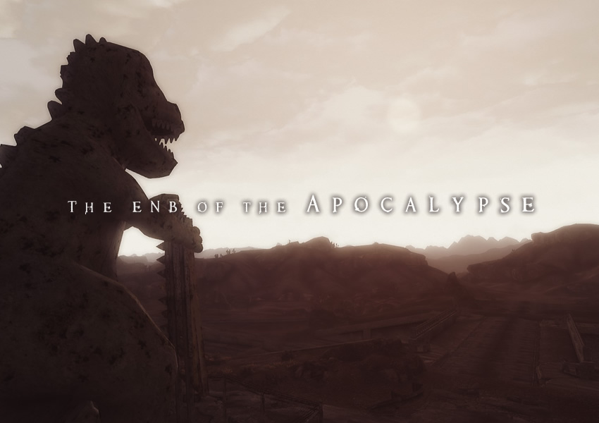 The ENB of the Apocalypse – New Vegas