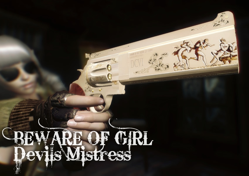 BEWARE OF GIRL Devils Mistress NEW VEGAS