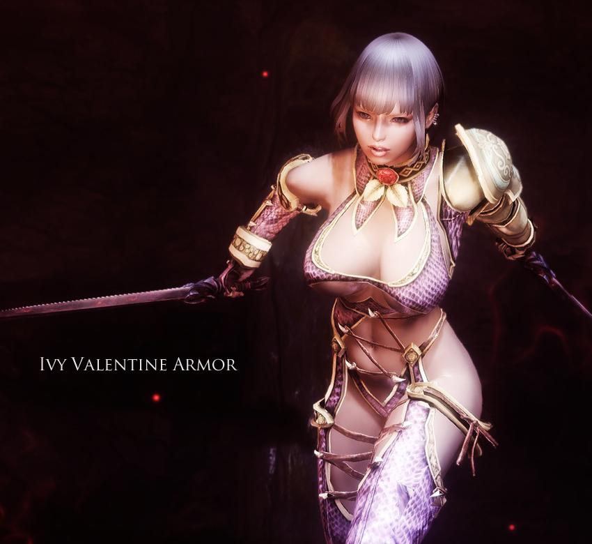 Ivy-Valentine-Armor