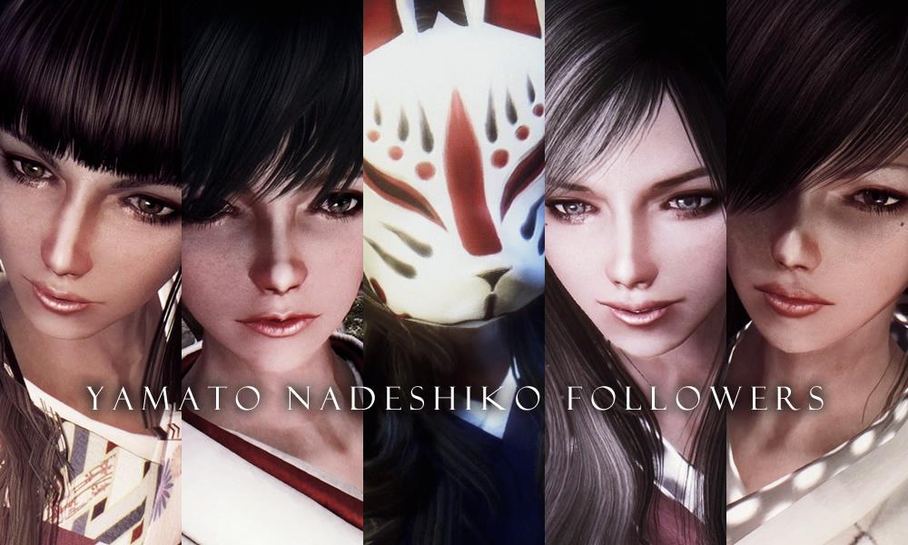 Yamato Nadeshiko Followers