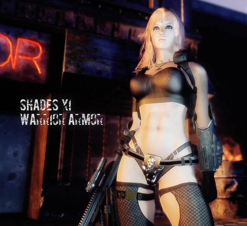 Shades XI Warrior Armor