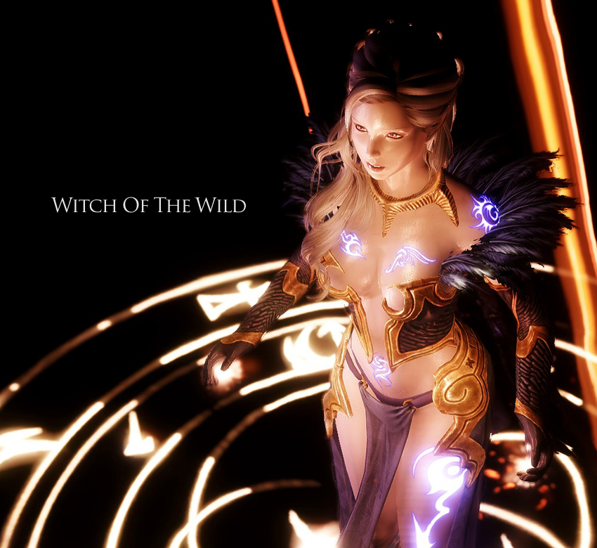 Witch Of The Wild