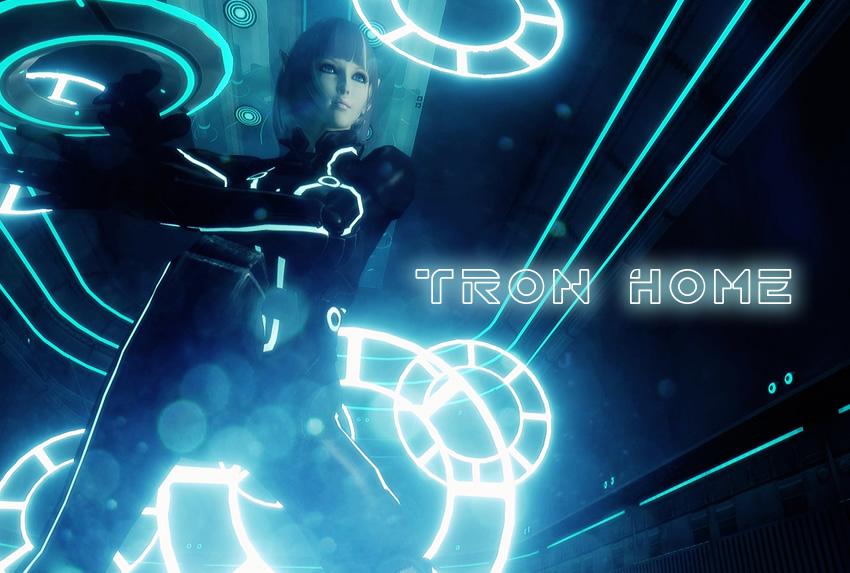 Tron Home