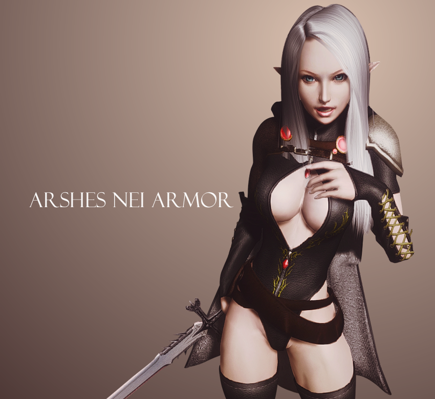 Arshes Nei Armor