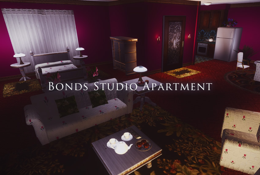 Bonds Studio Apartment