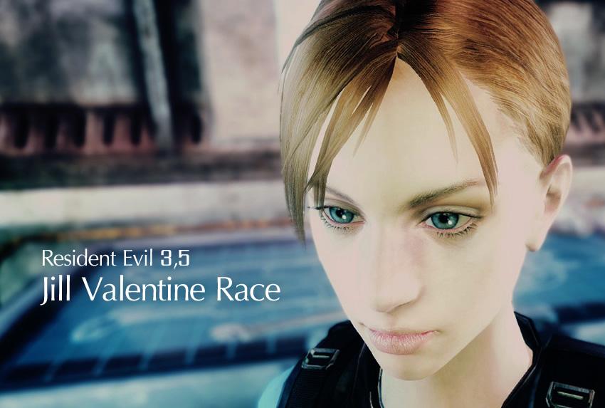 Jill Valentine Mod Release 1.3