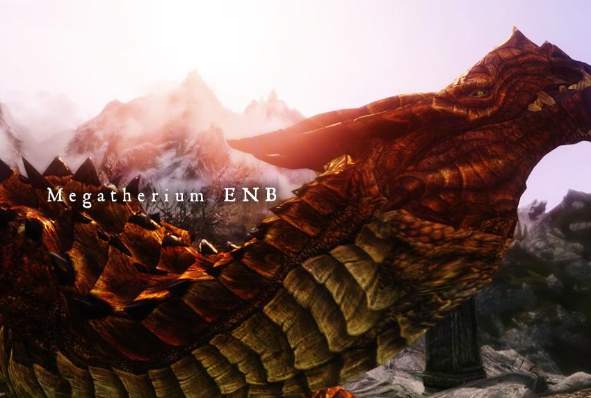 Megatherium ENB