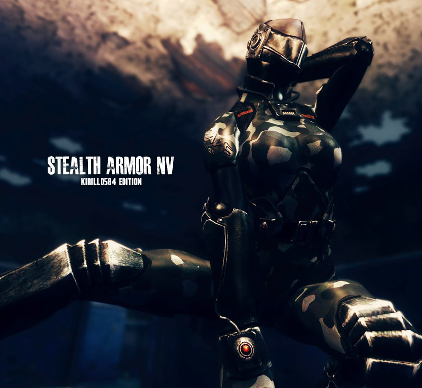 Stealth Armor NV
