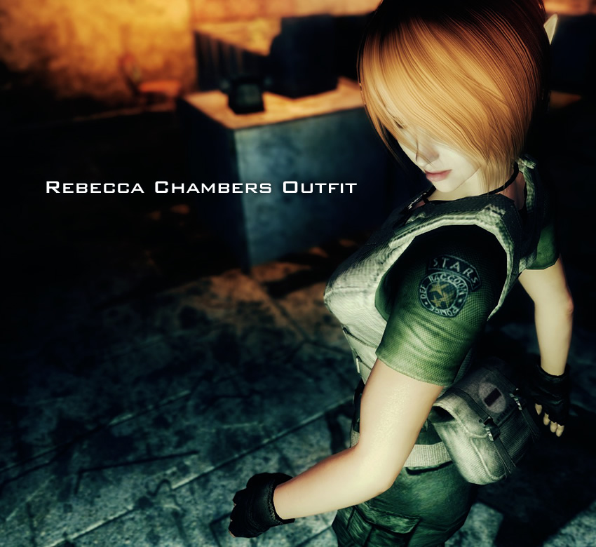 Rebecca Chambers Outfit