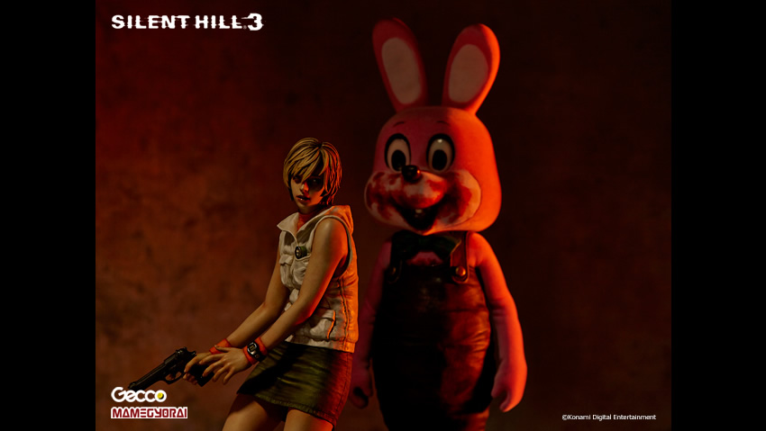 Robbie from SilentHill