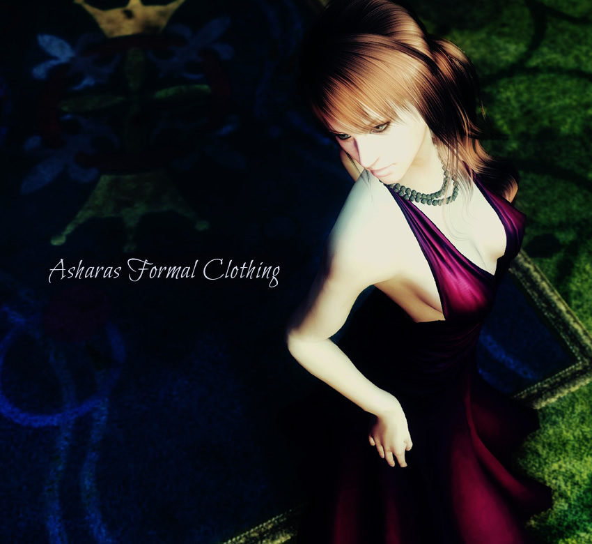 Asharas Formal Clothing for NV