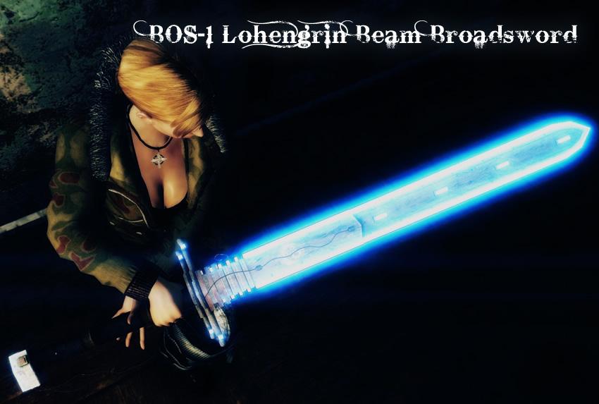 BOS-1 Lohengrin Beam Broadsword