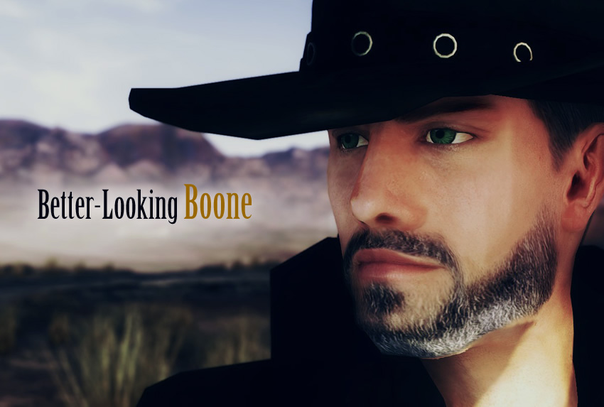 Better-Looking Boone