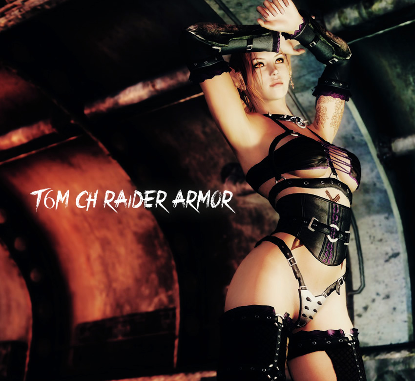 T6M CH Raider Armor
