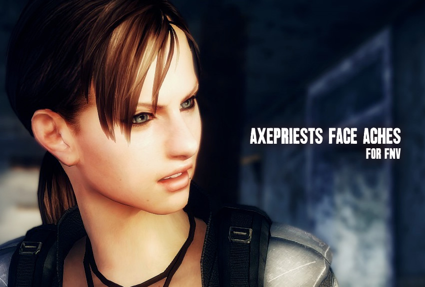 Axepriests Face Aches for FNV