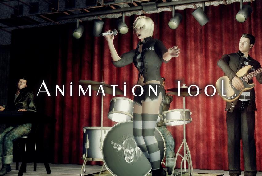Animation Tool
