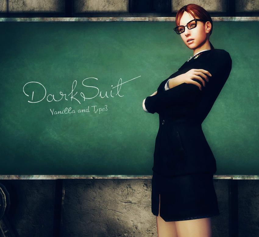 DarkSuit Vanilla and Type3