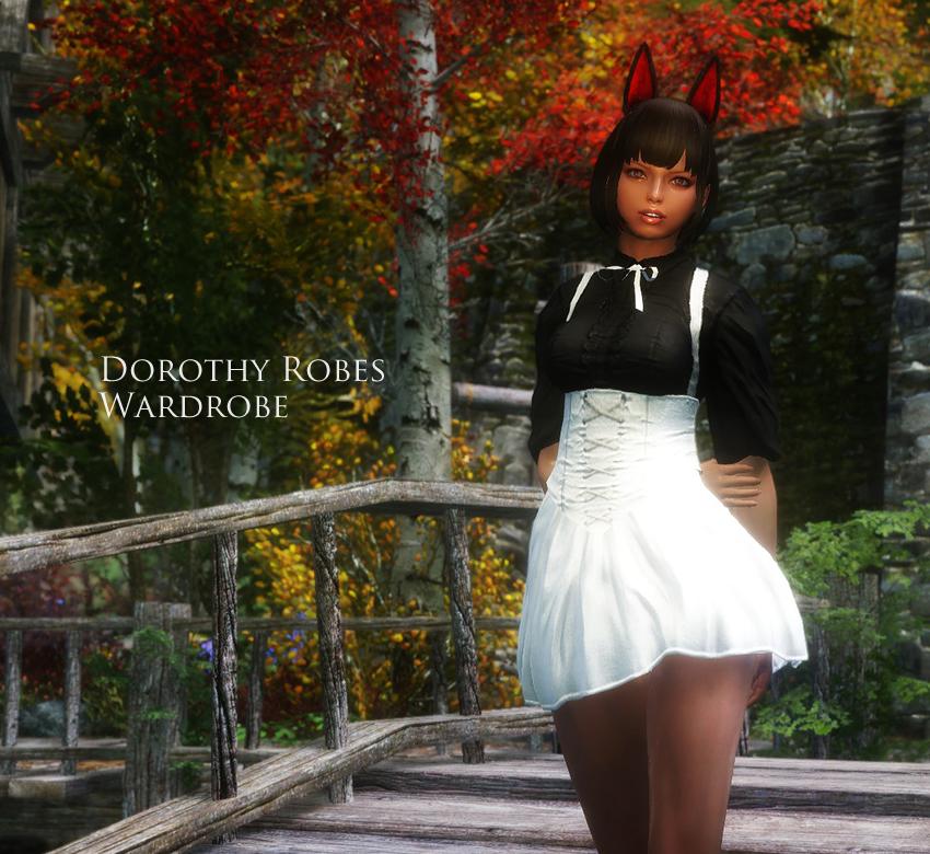 Dorothy Robes Wardrobe