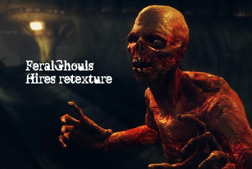 FeralGhouls Hires retexture
