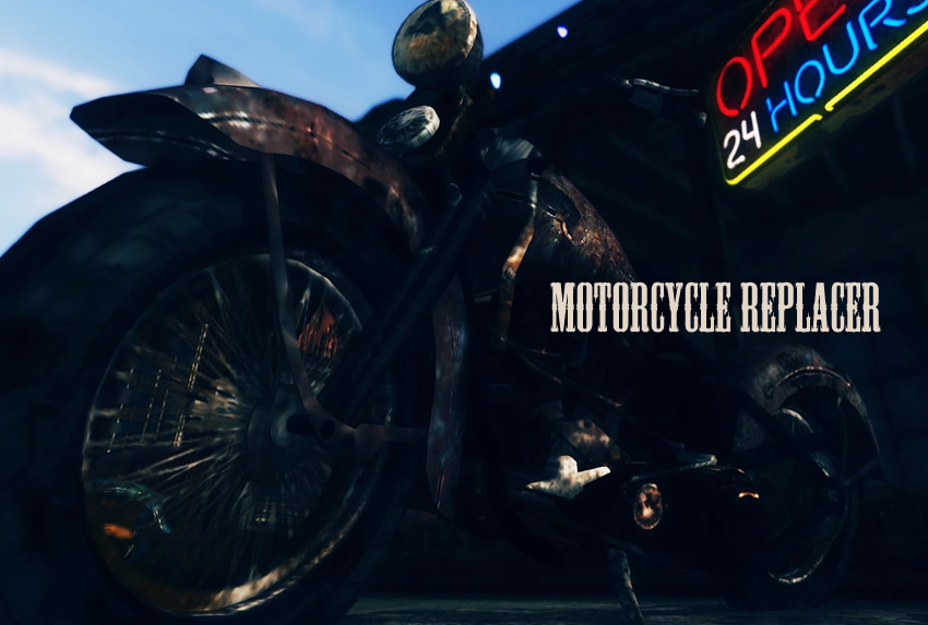 Motorcycle Replacer