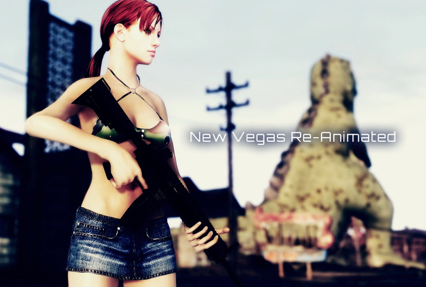 New Vegas – Re-Animated