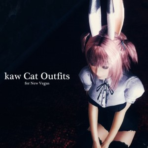 kaw Cat Outfits for New Vegas