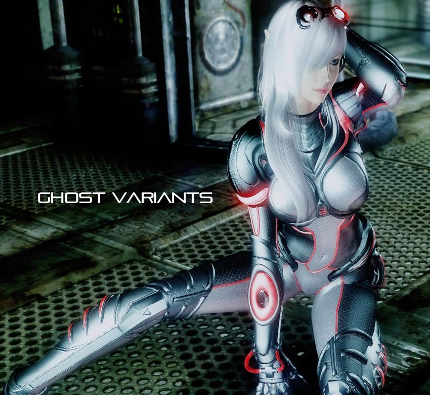 Ghost Variants