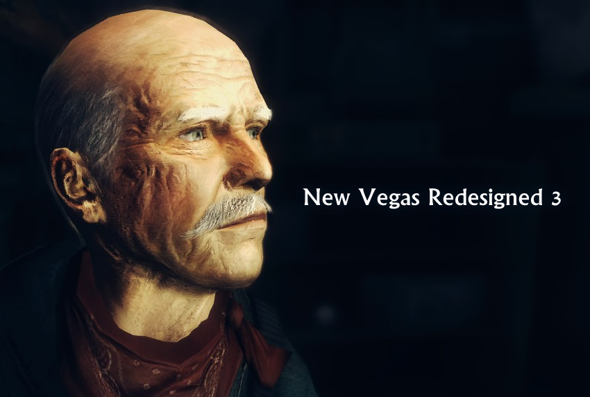 New Vegas Redesigned 3
