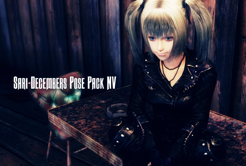 Sari-Decembers Pose Pack NV
