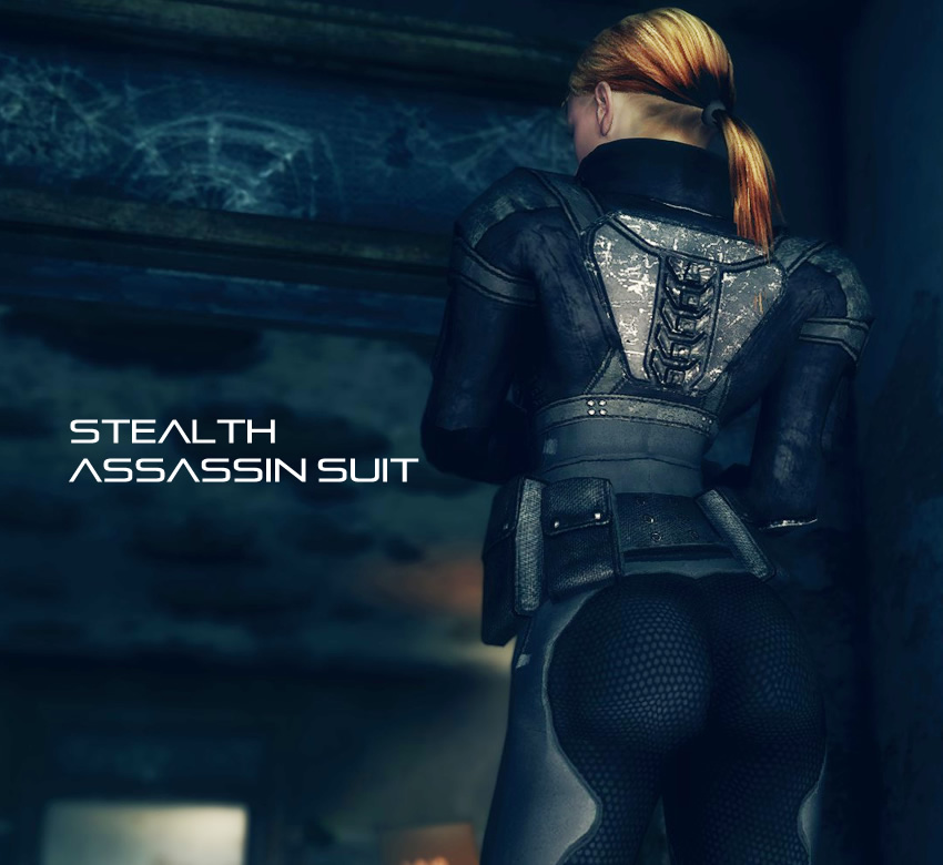 StealthAssassinSuit