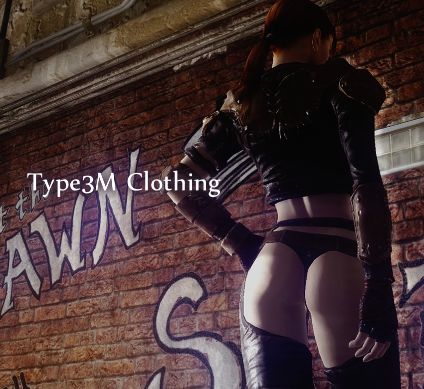 Type3M-Clothing