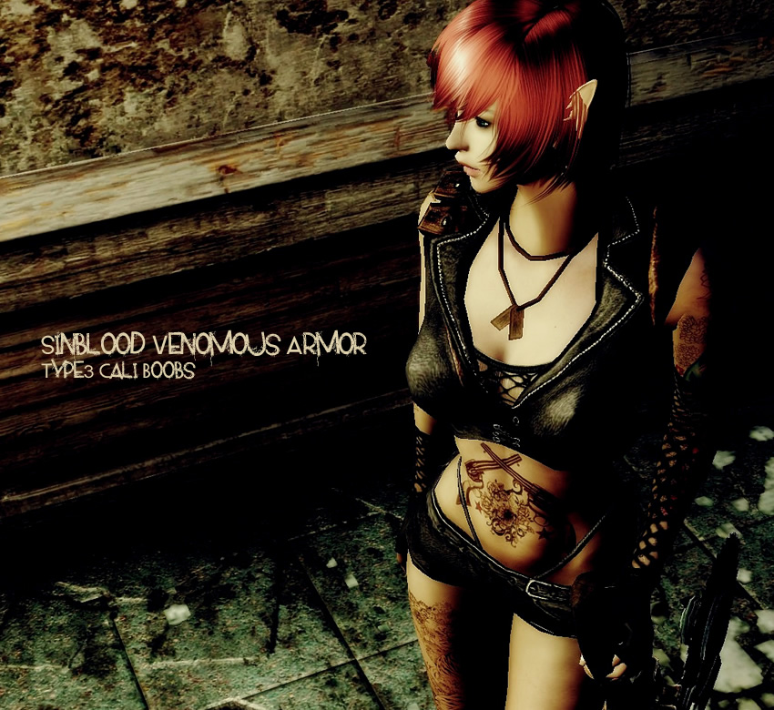 Killing Doll | Oblivion・Fallout new vegas・SkyrimのMODを紹介 ...