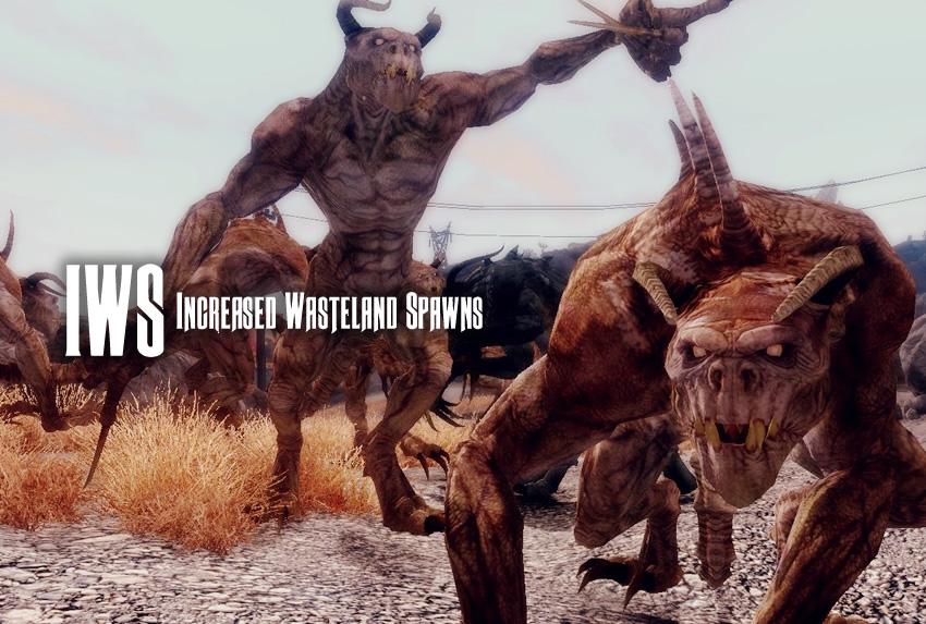 IWS-Increased Wasteland Spawns