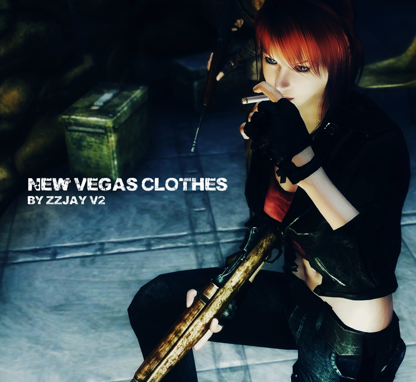 New Vegas clothes by zzjay V2