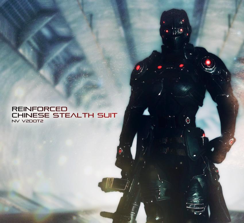 Reinforced Chinese Stealth Suit – NV v2dot2