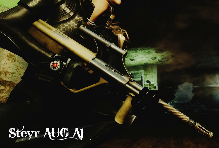 Steyr aug a1 killing doll posted by nie on 20141213 steyr aug a12014 12 13t0225310000 under fallout new vegas mod voltagebd Gallery