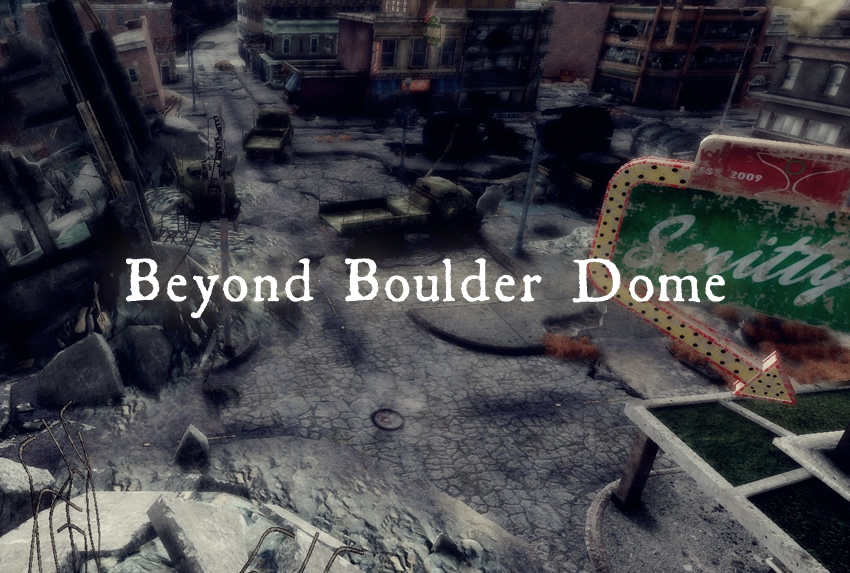 beyond boulder dome how to start