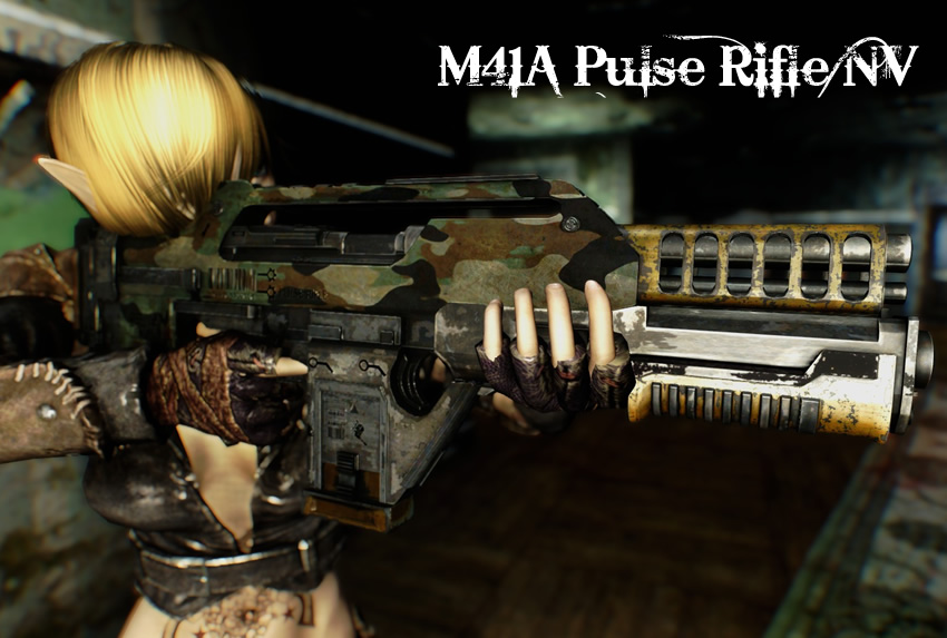 M41A Pulse Rifle NV