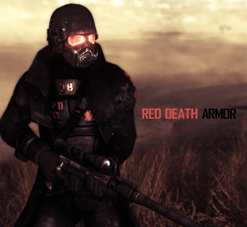 Red-Death-Armor