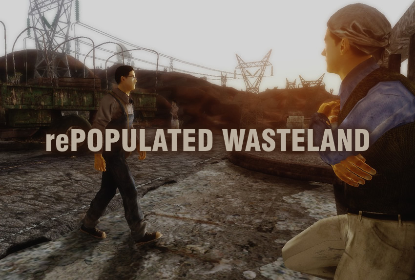 rePOPULATED WASTELAND