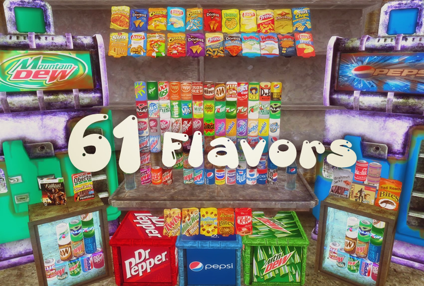 61Flavors