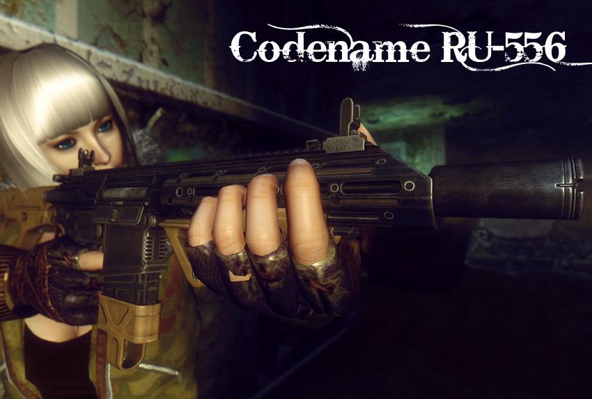 Codename RU-556