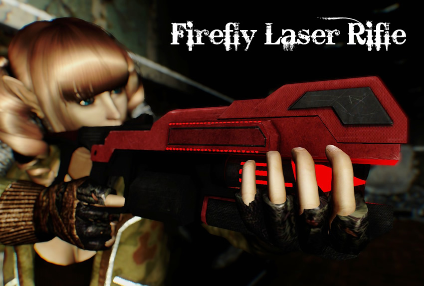 Firefly-Laser-Rifle