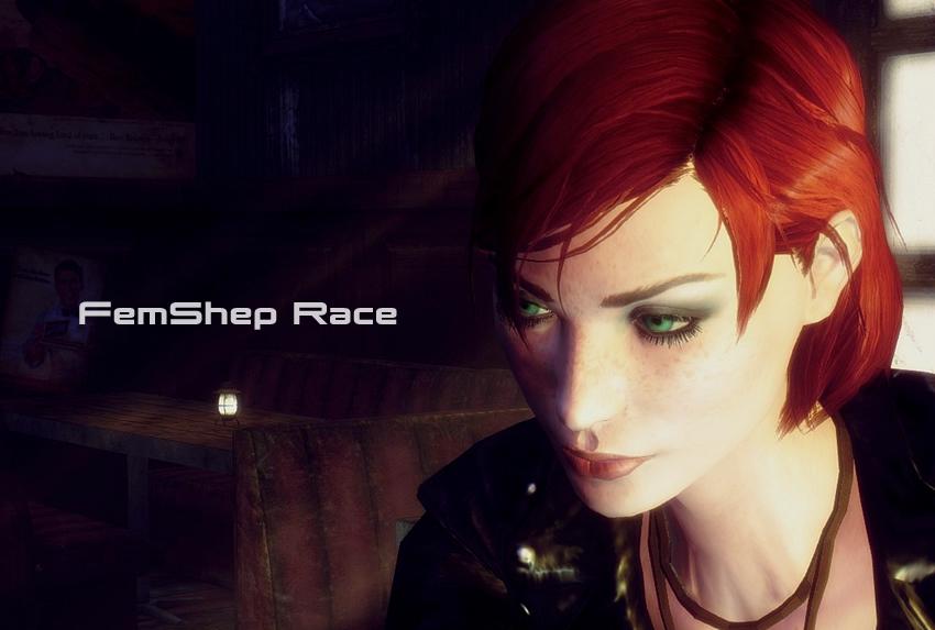 FemShep Race