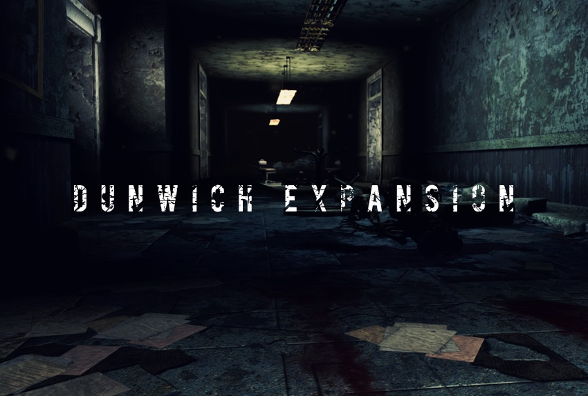 Dunwich Expansion – The Necronomicon Ex Mortis