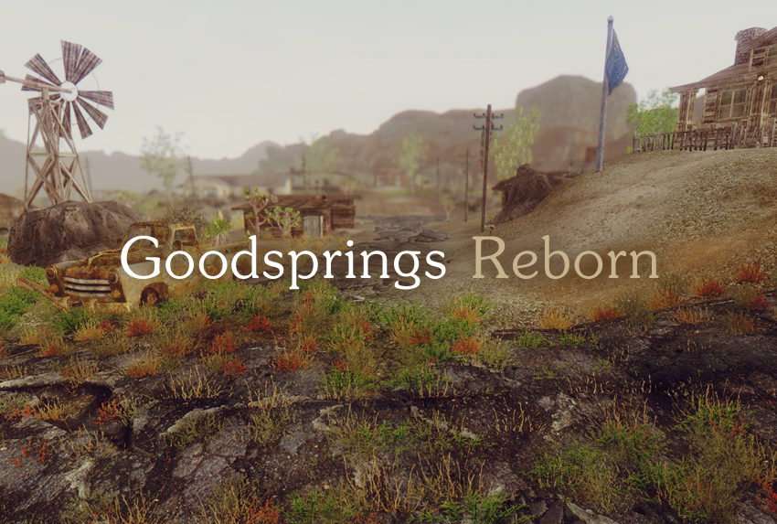 Goodsprings Reborn